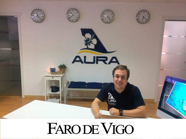 La Escuela de Azafatas Aura acoge nuevas convocatorias de empleo en sus instalaciones en Vigo
